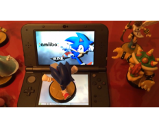 NINTENDO 3DS XL ACCESSORIES AMIIBO
