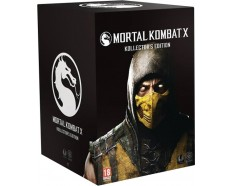 SONY PLAYSTATION 4 GAME  MORTAL KOMBAT X