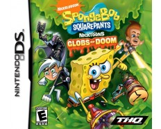 SpongeBob SQUAREPANTS Featuring Nicktoons GLOBS of DOOM